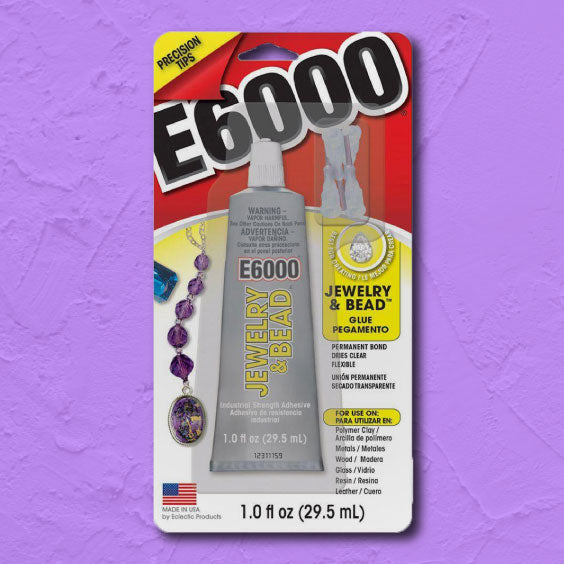 cosplay glue E6000 jewelry & bead