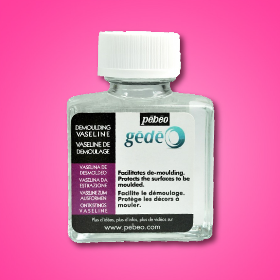 Gedeo Demoulding Vaseline: 75mL