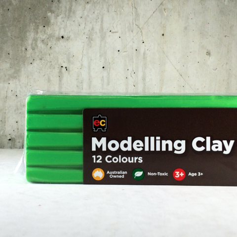EC Modelling Clay: Green