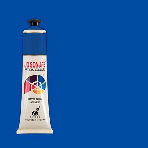 Jo Sonja's Acrylic Paint: Cobalt Blue (75ml)