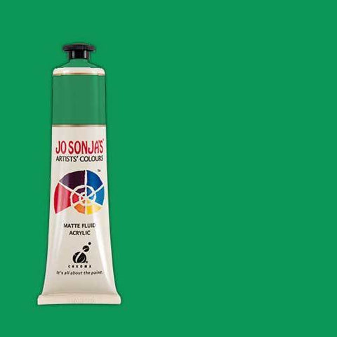 cosplay paint Jo Sonja's acrylic brilliant green