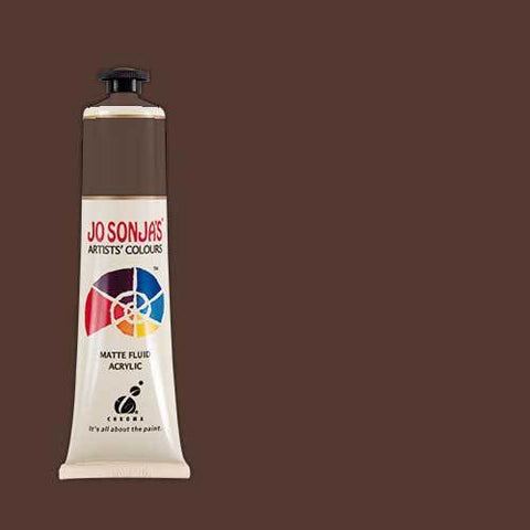 Jo Sonja's Acrylic Paint: Brown Earth (75ml)
