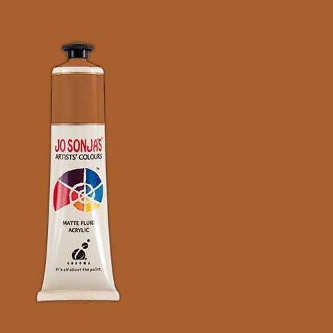 Jo Sonja's Acrylic Paint: Gold Oxide (75ml)