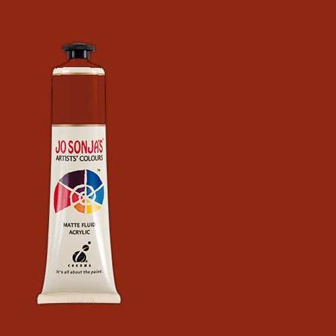 Jo Sonja's Acrylic Paint: Red Earth (75ml)