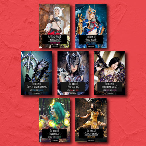 Kamui Cosplay book bundle