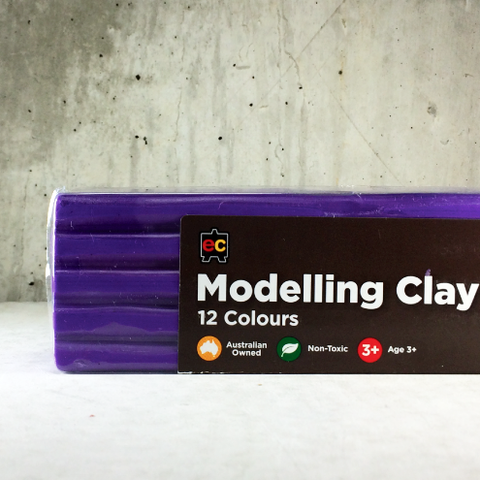 EC Modelling Clay: Purple