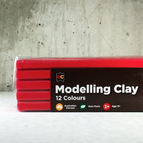 EC Modelling Clay: Red