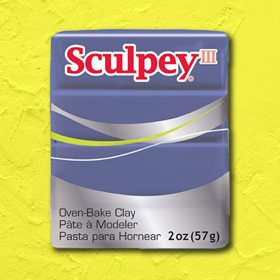 cosplay Sculpey clay gentle plum