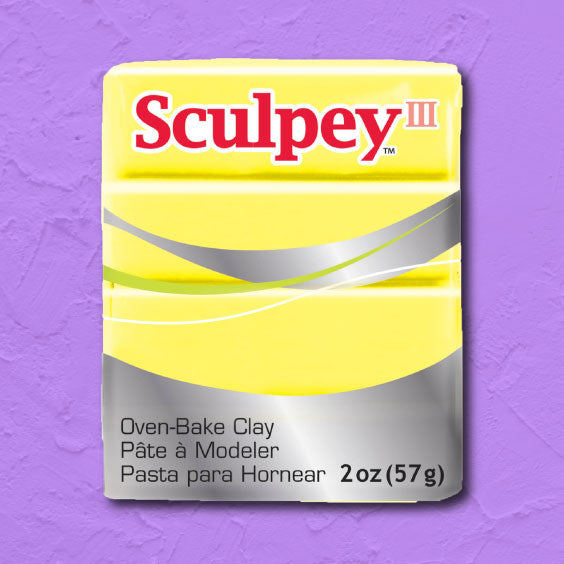 cosplay Sculpey clay lemonade