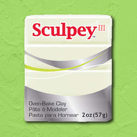 cosplay Sculpey clay translucent