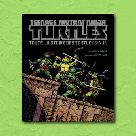 cosplay book TMNT