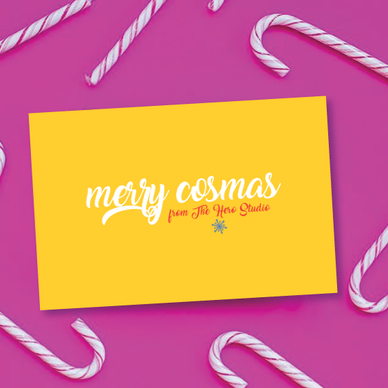 Merry Cosmas: Yellow