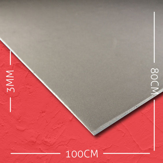 3mm EVA Grey: 100cm x 80cm