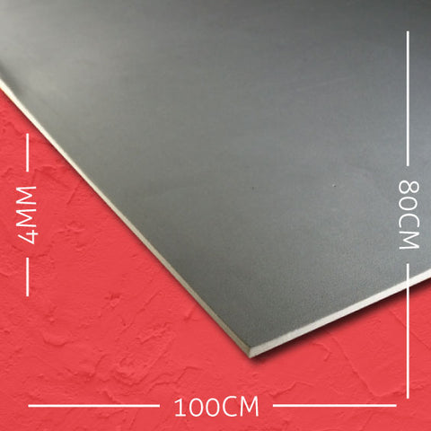 4mm EVA Grey: 100cm x 80cm