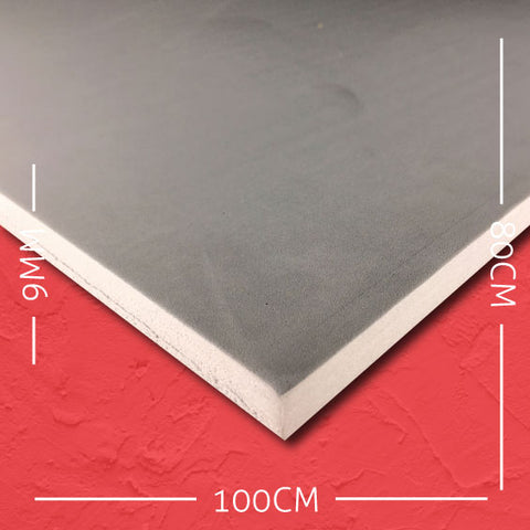 9mm EVA Grey: 100cm x 80cm