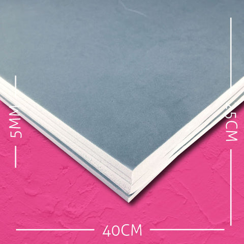 cosplay foam EVA grey 5mm