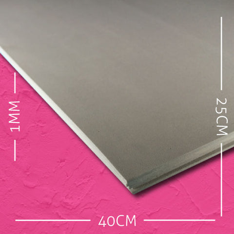 cosplay foam EVA grey 1mm