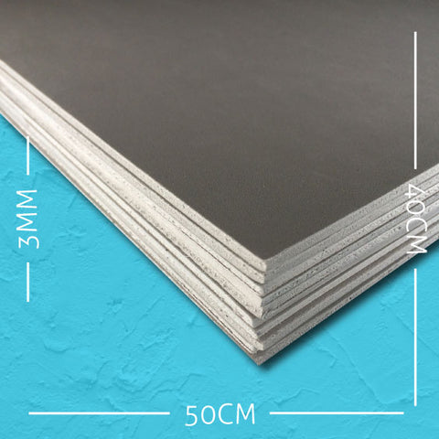 cosplay foam EVA grey 3mm
