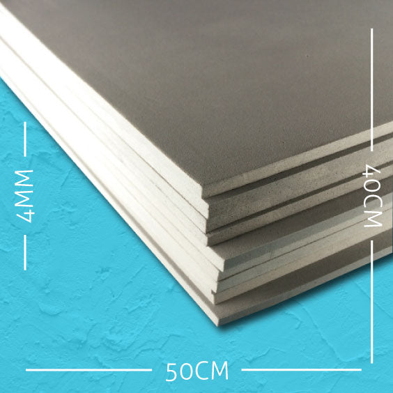 cosplay foam EVA grey 4mm