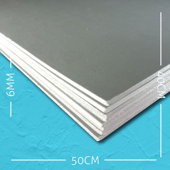 cosplay foam EVA grey 6mm
