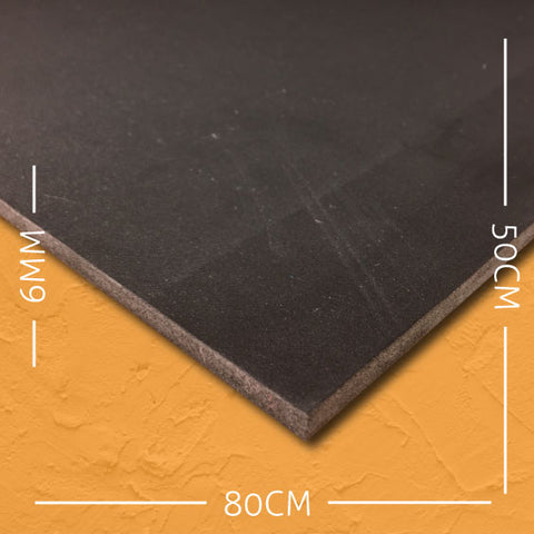 cosplay foam EVA black 6mm