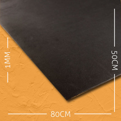 cosplay foam EVA black 1mm