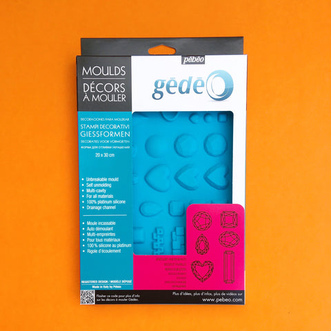 Gedeo Jewel Mould