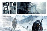 Rise of the Tomb Raider The Official Art Book