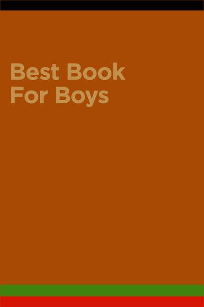 Best Books for Boys (4 Book Set)