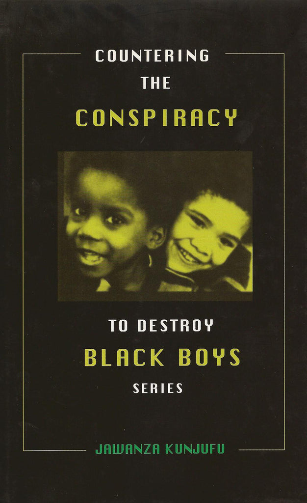 Countering the Conspiracy to Destroy Black Boys, Series (Vol 1-4 Combined)