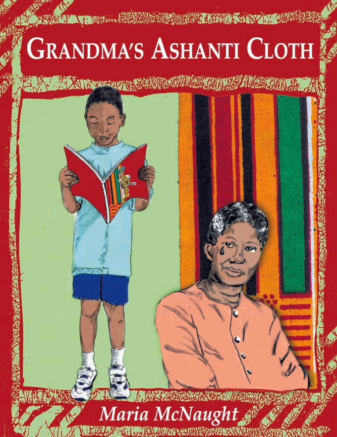 Grandma's Ashanti Cloth
