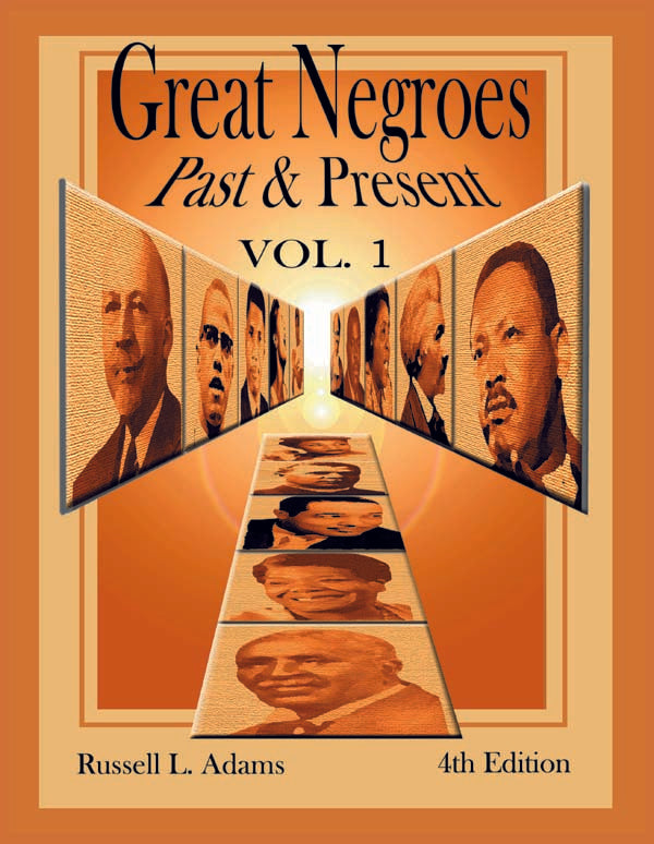 Great Negroes Past and Present Vol. 1 (HB)
