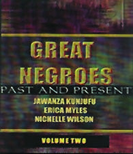 Great Negroes Past and Present Vol. 2 (Cloth)