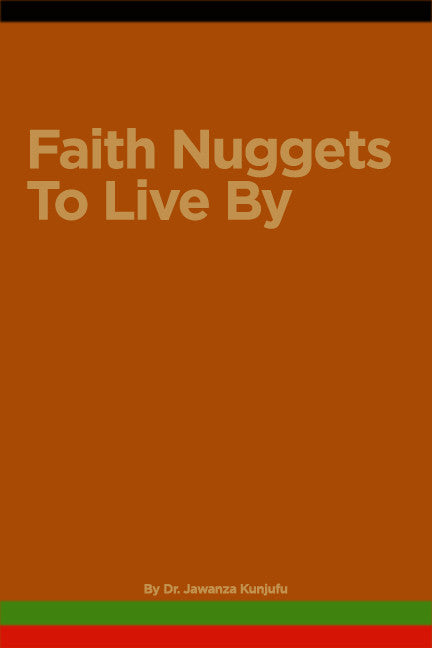 Faith Nugget To Live By