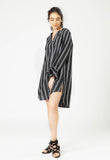 Bell Sleeve Kaftan Dress - Mae & Pearl