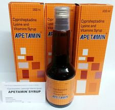 Buy 3 get one FREE! 1 MONTH SUPPLY APETAMIN VITAMINS SYRUP