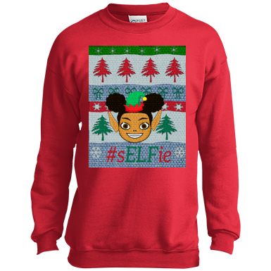 Kids Christmas Sweater Sweatshirt