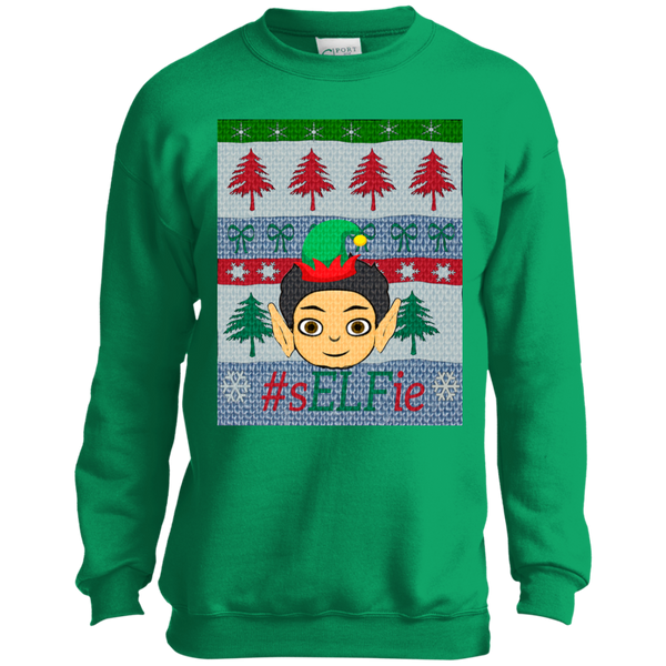 Christmas Sweatshirt- Little Spike