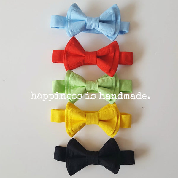 Bow Ties - Solid Colours