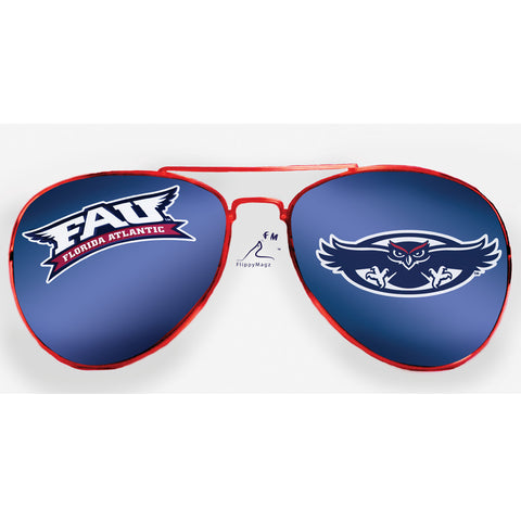 Lady Flip: FAU Sunglasses