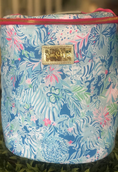 Lilly Pulitzer Lion Around Beach Cooler