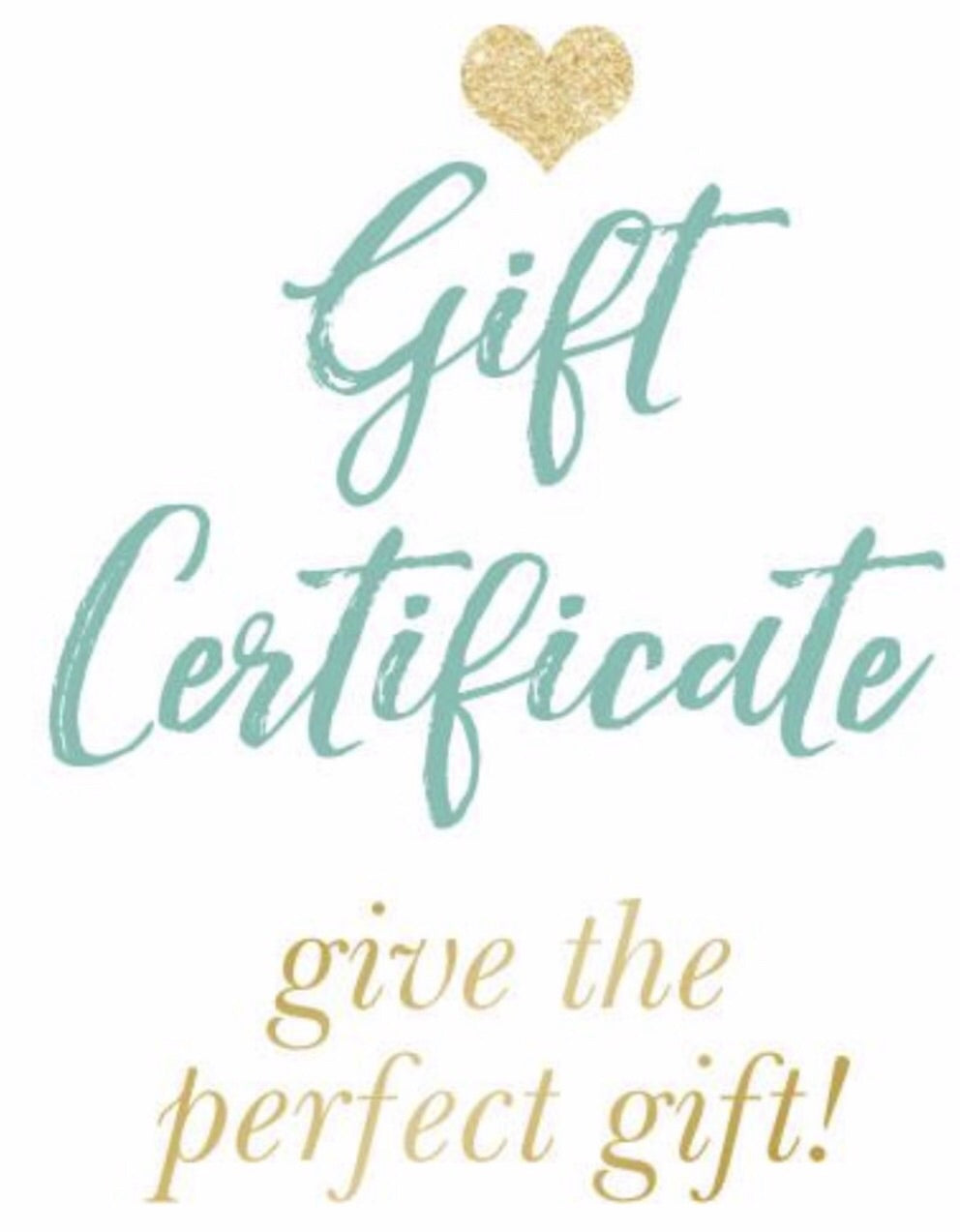 BeYOUtiful Gift Card