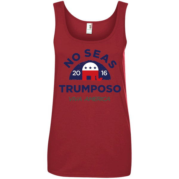 Trumposo Elephant Women's Tank Top