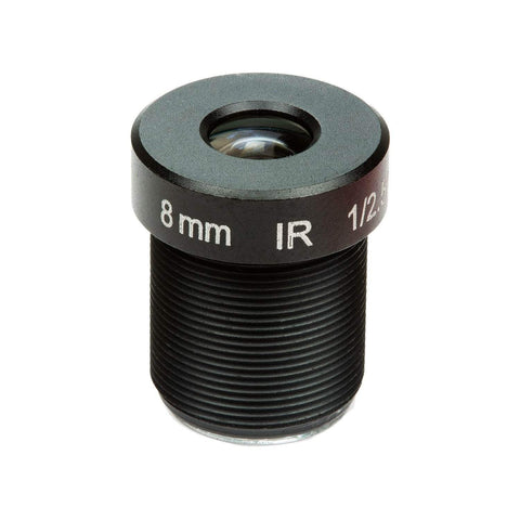 "Arducam Camera Arducam 1/2.5"" M12 Mount 8mm Focal Length Camera Lens M2508ZH02"