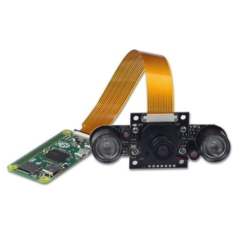 Arducam Camera Arducam 5MP Raspberry Pi NOIR OV5647 Camera Module Motorized IR-CUT LED