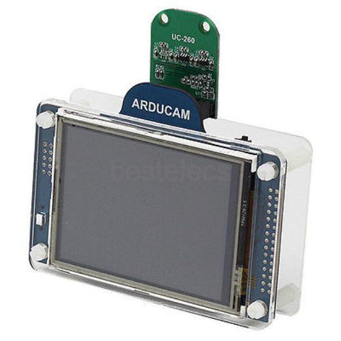 "Arducam Camera Arducam-LF V2 Camera module with OV2640 camera+3.2"" LCD for Arduino"