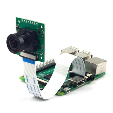 Arducam Camera Arducam NOIR 8 MP Sony IMX219 Camera M12 Lens LS1820 for Raspberry Pi (B0152)
