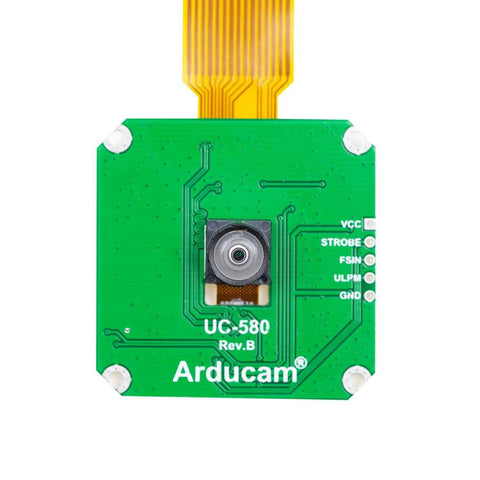 Arducam Camera Arducam OV9281 MIPI 1MP Monochrome Global Shutter Camera Module for Raspberry Pi (B0162)