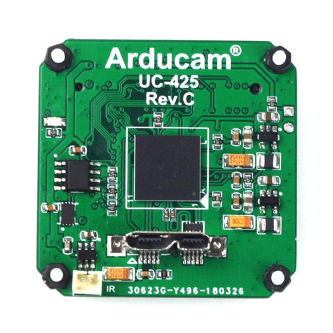 Arducam Camera ArduCAM USB3.0 Camera Shield - B0111