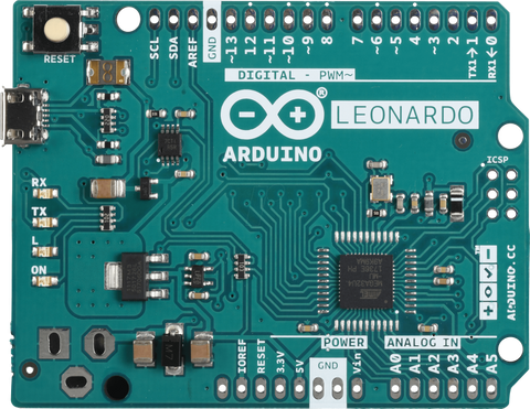 Arduino Arduino Board Original Arduino Leonardo without Headers